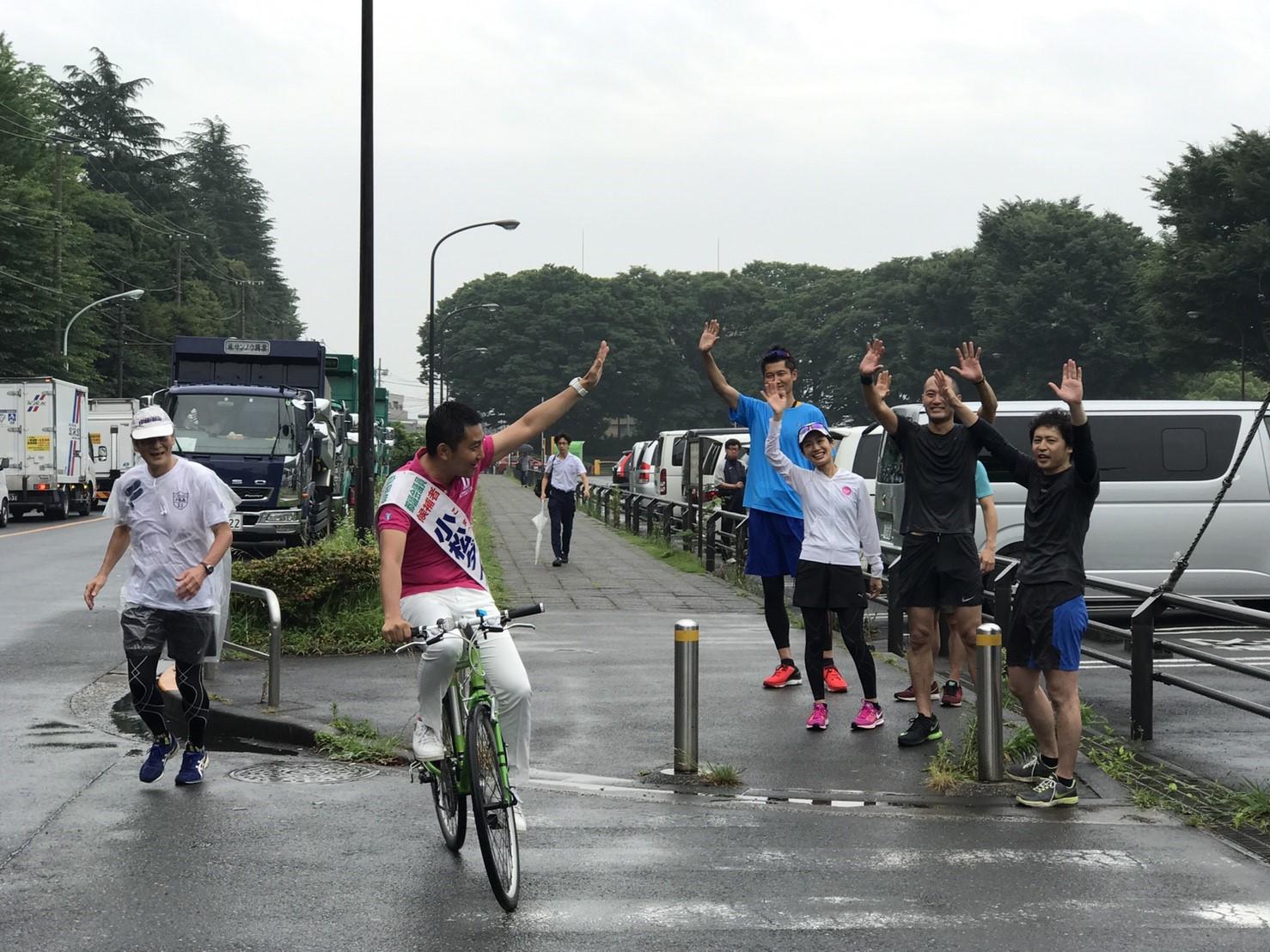 駒沢公園ジョギング_170701_0016